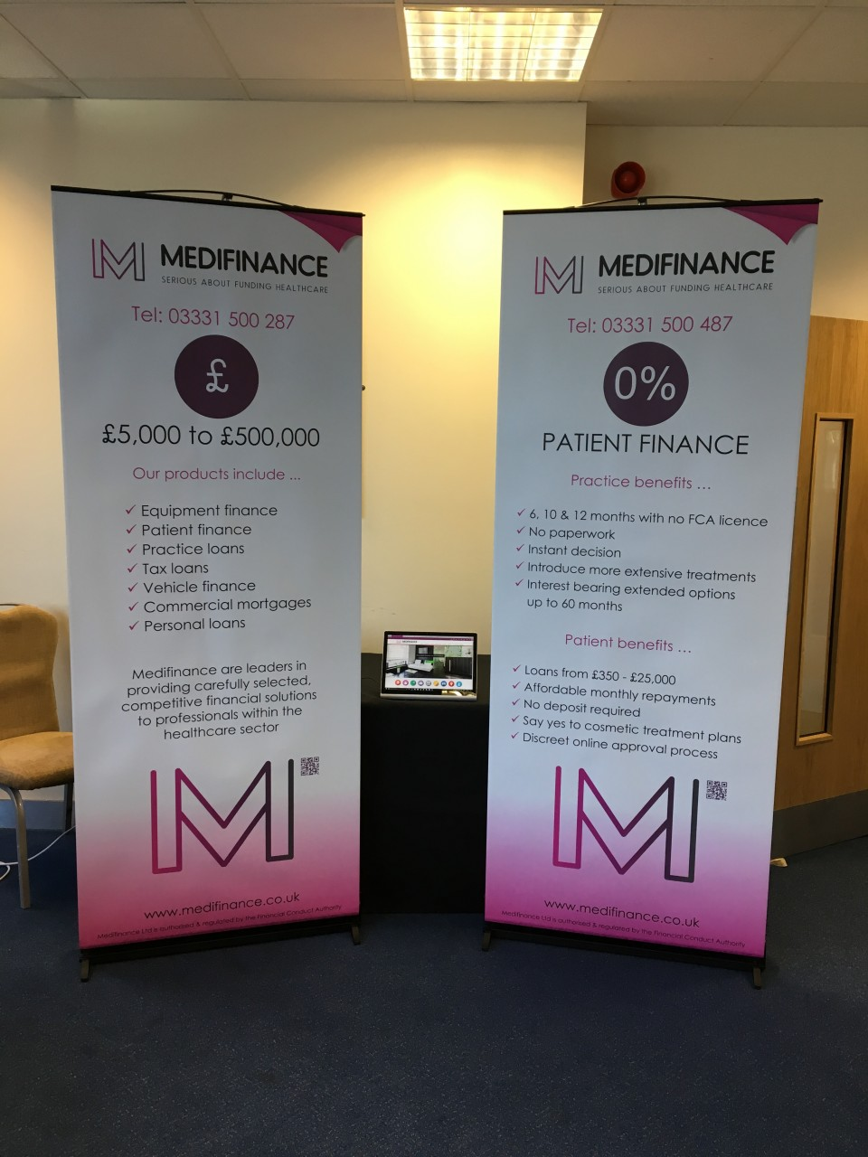 Loving the new look! #conference #newlook #fresh #medifinance #werock
