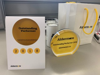 Outstanding Performer! #aldermore #medifinance #congratulations #bestteam
