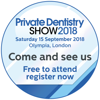 Medifinance are attending Private Dentistry Show 2018