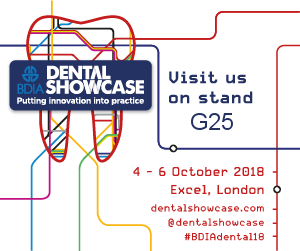 9 days until #BDIAdental18